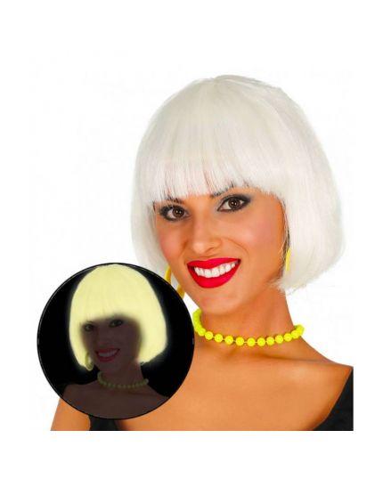 Parrucca Caschetto Fluorescente