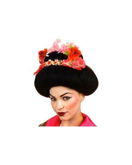 Parrucca da Geisha