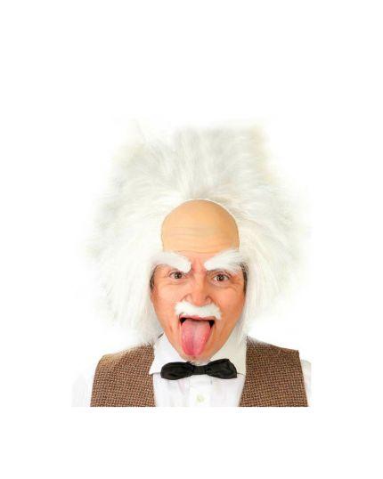 Parrucca Einstein Scienziato Pazzo