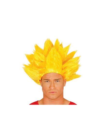 Parrucca Guerriero Goku