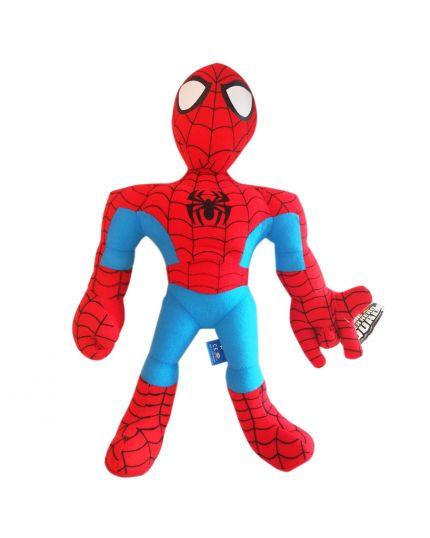 Peluche Spiderman Tessuto 45cm