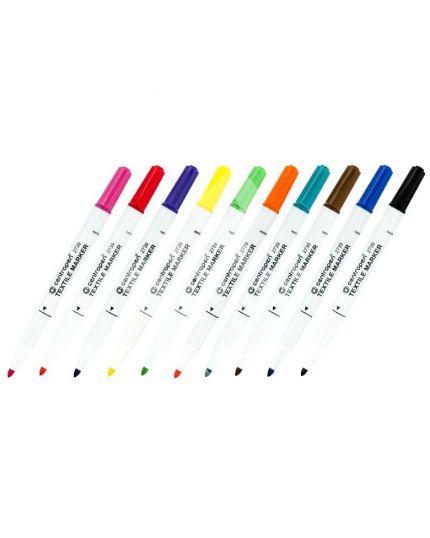 Pennarello per Stoffa Colorato Centropen 1,8mm
