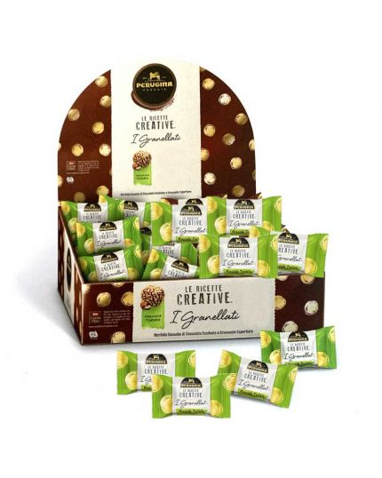 Cioccolatini Perugina Le Ricette Creative i Granellati Nocciola Tostata 500gr