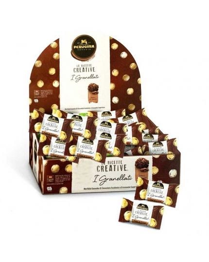 Cioccolatini Perugina Le Ricette Creative i Granellati Semi di Cacao 500gr