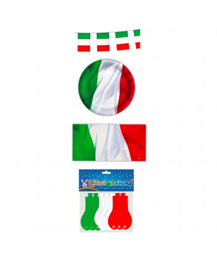 Kit Tavola Tricolore Italia