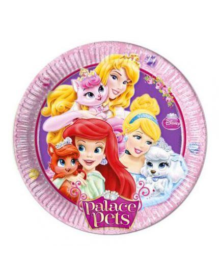 Piatti Principesse Disney Palace Pets