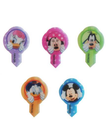 Decorazione Pick Cialda Personaggi Disney
