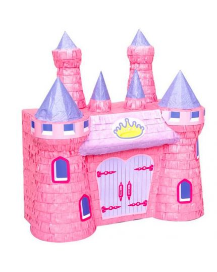 Pignatta Pentolaccia Castello della Principessa Rosa 39x37cm