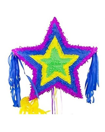 Pignatta Pentolaccia Stella Star Shape 57cm