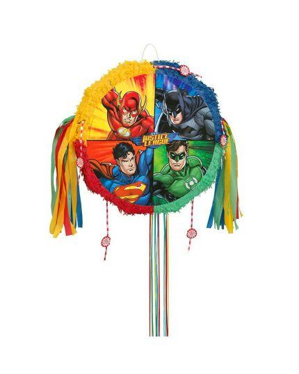 Pignatta Pentolaccia Supereroi Justice League 48cm