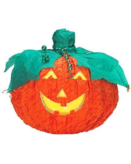 Pignatta Zucca di Halloween 32x29x28cm