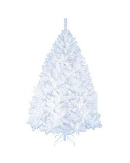Albero di Natale Artificiale Pino Bianco Islandese Varie Dimensioni