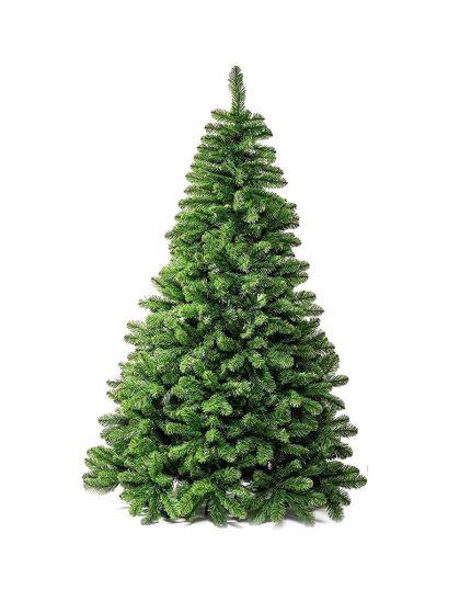 Albero Natale Pino Paris Verde Superfolto Varie Dimensioni