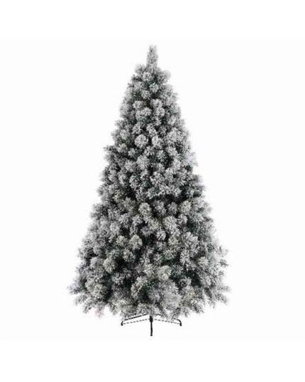 Albero Natale Pino Vancouver Innevato Varie Dimensioni