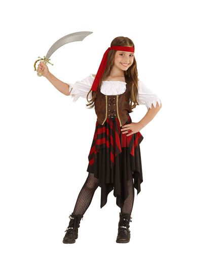 Costume Piratessa Bambina