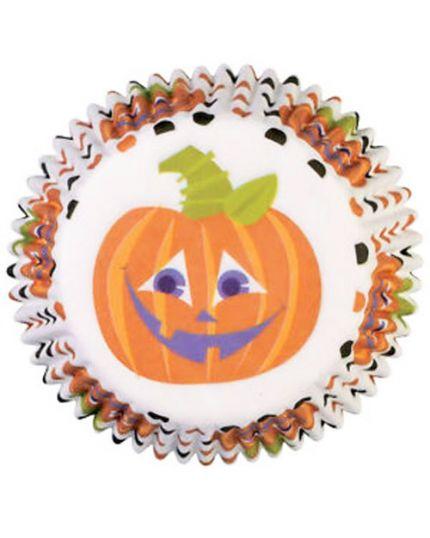 Mini Pirottini Zucca di Halloween 4,5cm