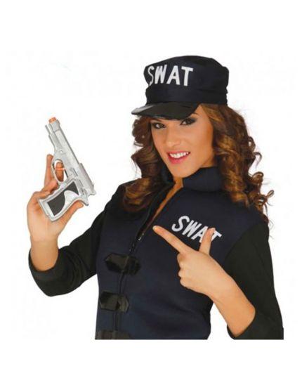Pistola in Plastica da detective o poliziotto