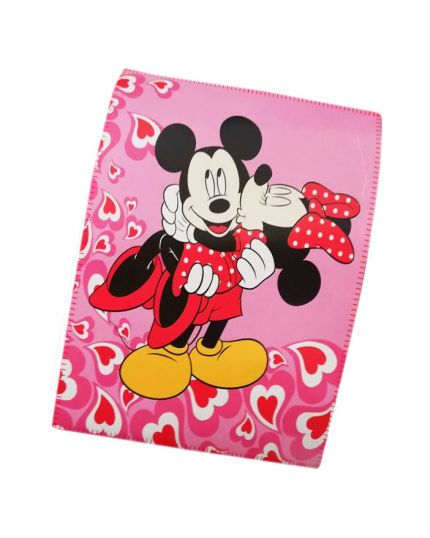 Plaid Mickey & Minnie in Love