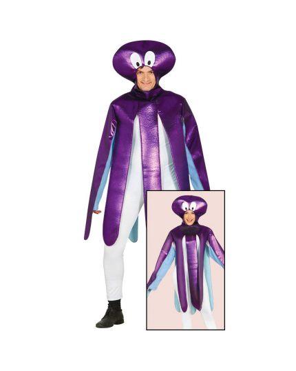 Costume Polipo Adulto