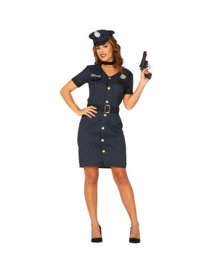 Costume Poliziotta Donna
