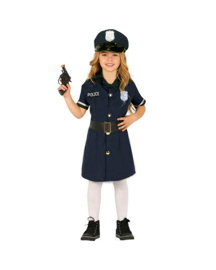 Costume Poliziotta Bambina