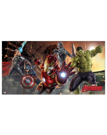 Poster Scenario Avengers 150cm