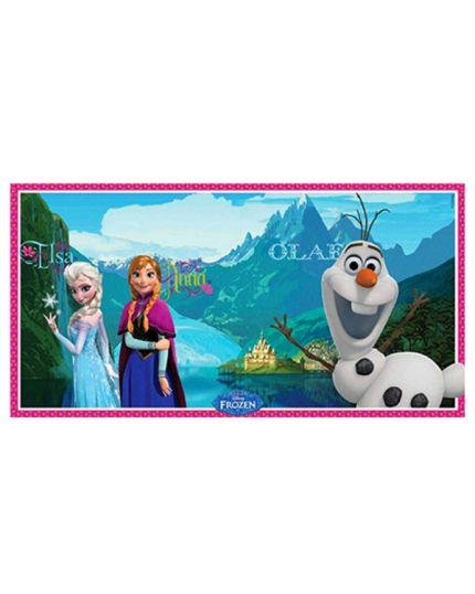 Poster Scenario Frozen 150x77cm