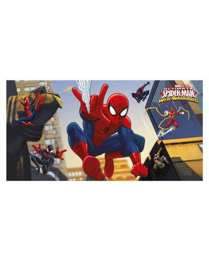 Poster Scenario Ultimate Spiderman