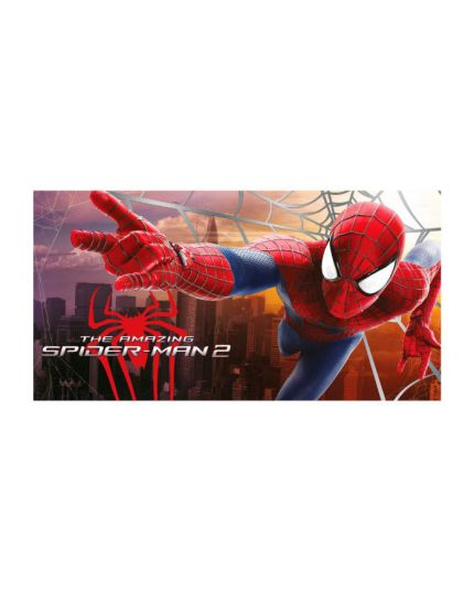 Poster Scenario Spiderman