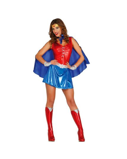 Costume Power Woman Donna