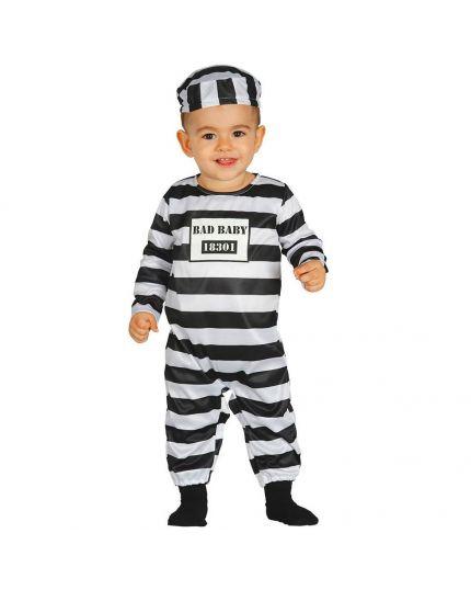 Costume Prigioniero Baby
