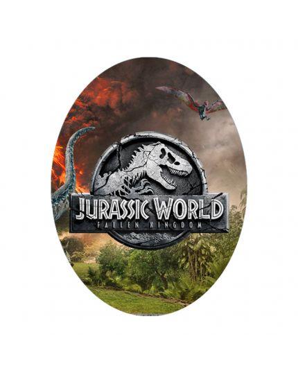 Uovo Pasqua Artigianale Personalizzabile Varie Dimensioni Jurassic World