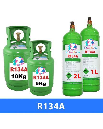 Bombola Gas Refrigerante R134A Varie Dimensioni