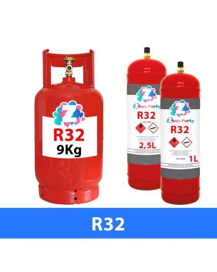 Bombola Gas Refrigerante R32 Varie Dimensioni