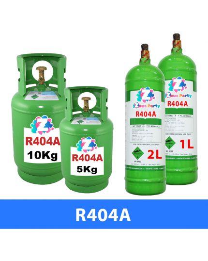 Bombola Gas Refrigerante R404A Varie Dimensioni