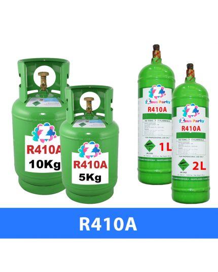 Bombola Gas Refrigerante R410A Varie Dimensioni