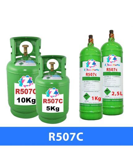 Bombola Gas Refrigerante R507C Varie Dimensioni