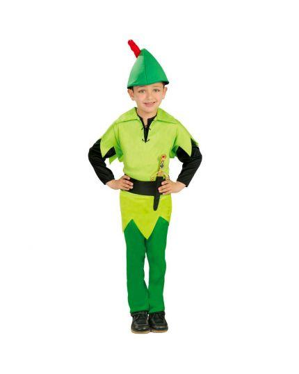 Costume Arciere Robin Hood Bambino