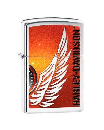 Accendino Zippo - Harle-Davidson Wings