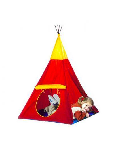 Tenda Da Indiano Per Bambini 100x100x135 Cm