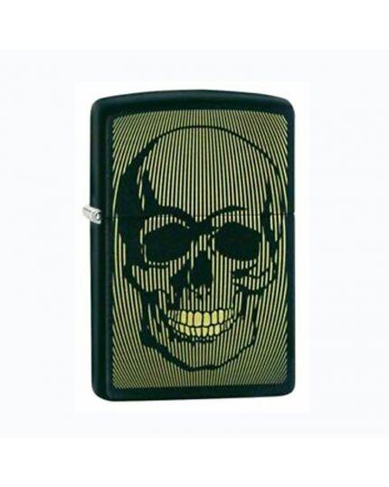 Accendino Zippo Skull Design