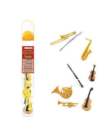 Safari Tubo Strumenti Musicali