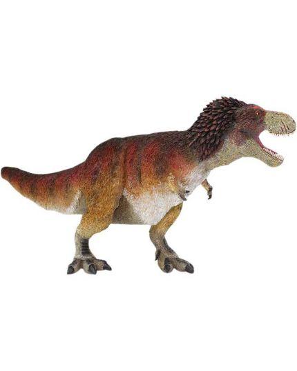 Safari Dinosauro T-Rex Piumato 30x15cm