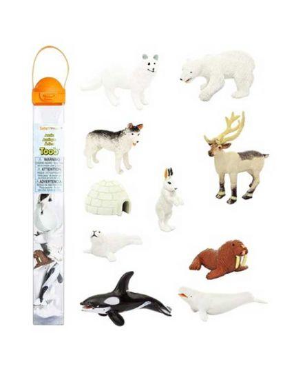 Safari Toob Animaletti dell'Artico 5cm