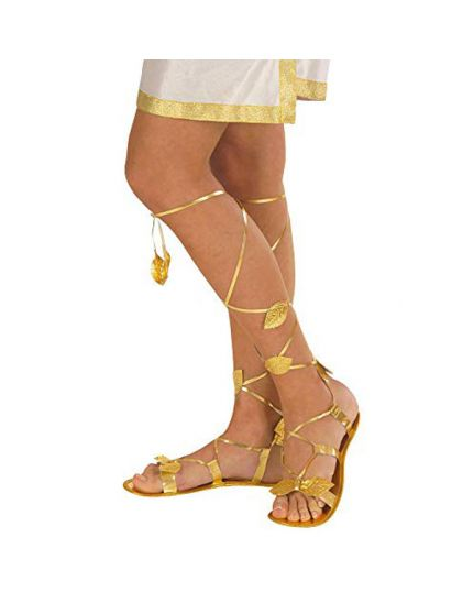 Sandali Romani alla Schiava Oro
