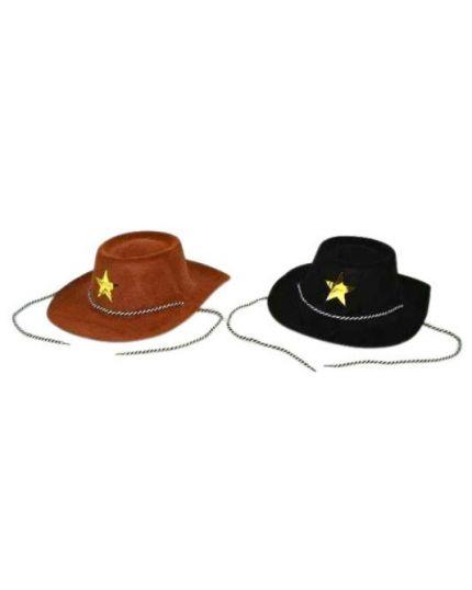 Cappello Sceriffo Floccato