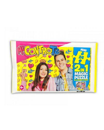 Puzzle Me Contro Te 24pz