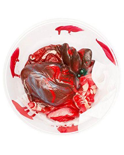 Scodella con Cuore e Organi Umani