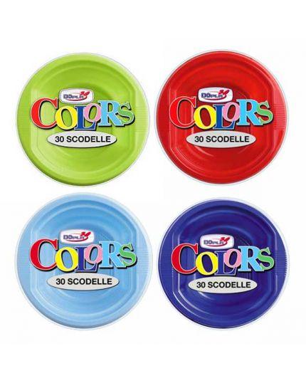 Scodelle Colorate Pvc Colors