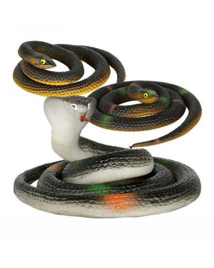 Serpente in Gomma 70cm